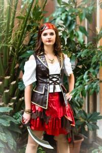 Pirat vorne